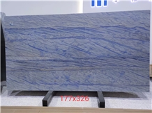 Blue Azul Macaubas Quartzite Slabs for Countertop