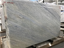 Blue Crystal Marble for Decoration Slabs Price
