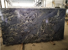 Brazil Dream Sapphire Granite Azul Stone Tiles