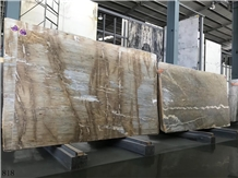 China Barcelona Golden Marble Yunnan Gold Marble