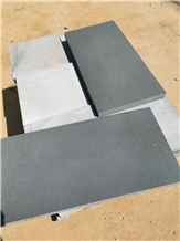 China Black Basalt Floor Covering Tiles