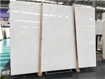 China Sichuan Pure White Marble Floor Tile