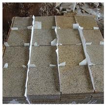 Chinese Yellow Rusty Granite G682 Tiles