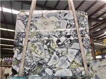 Cold Jade Marble for Wall Decor Ice Jade Green
