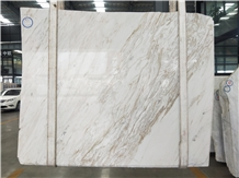 Drama Kavala Venus Ariston White Marble Slabs