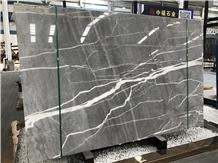 Dreamy Grey /Noir Alps/Fior Di Boscogrey Marble