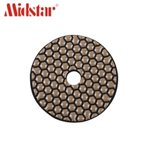 Dry Polishing Pad for Marble and Granite