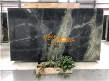 Emerald Green Marble Slabs Tiles