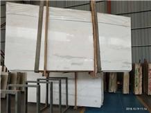 Factory Manufacture Bianco Rhino White Marble