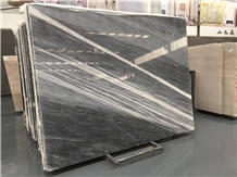 Factory Wholesale Cartier Grey Marble Slabs Tile