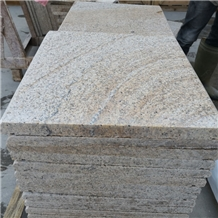 Flamed Surface Gangwei G682 Granite Tiles