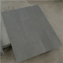 Flamed Surface Tiles Hebei New G684 Black Basalt