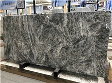 Flying Fox /Snowy Mountain/Snow White Marble Slabs
