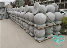 G603 Polished Granite for Parking Stone/Barriers