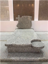 G664 Granite Tombstone Monuments