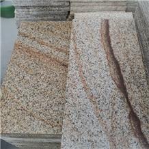Gangwei G682 Yellow Stone China Granite Tiles