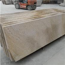 Gangwei Stone Flamed Finish G682 Granite Slabs