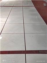 Hibiscus White Marble Floor Tile 600x600