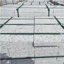 Hubei Sesame White Granite Tiles