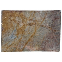Italian Golden 1.8 cm Polished Marble for Interior