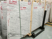 Italy Bianco Cattani Marble Polished Kitchen Tiles