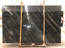 Kenya Black Marble Slabs,Tiles Polished
