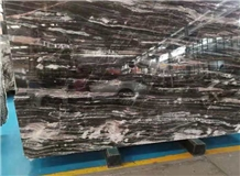 Louis Black Red Marble Slabs,Tiles Polished