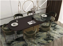 Low Price Verde Green Marble Tiles for Flooring
