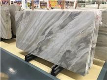 Malaysia Earl White Marble Interior Uses Tiles