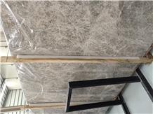 Mersin Gray Marble Ashlar Pattern Slabs