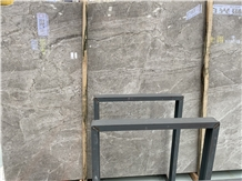 New Castle Grey Marble Slabs Polished in 2 cm