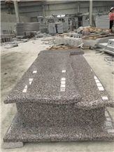 New G664 Granite Monuments Tombstone Headstone