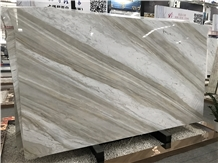 New Polished Earl White Marble Supplier