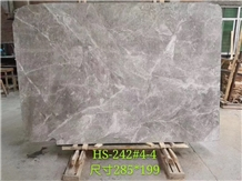 Original Dora Cloud Grey Marble Floor Slabs Stone