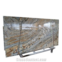Polished African Canyon Granite Slabs