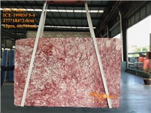 Red Valley Painted Red Onyx