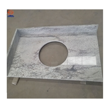 River White Granite Countertop for Bathroom