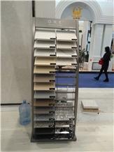 Stone Quartz Display Stand Rack
