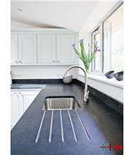 Supply Zimbabwe Black Granite Kitchen Countertop