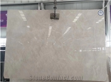 Sweet Cream Light Pearl Beige Marble Slabs