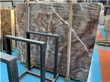 Venice Red Marble for Wall Covering