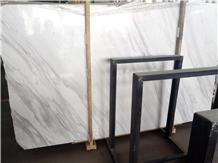 Venus White Marble,Branco Volakas Marble Tile Slab
