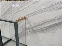 Volakas Haemus Marble Slabs,Greece White Marble