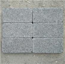 Yixian Black Basalt Paking Cubes Drive Way Stone