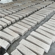 Zhangpu G682 Flamed Stone China Granite Curbstone