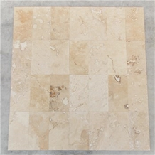 Classic Travertine Honed Filled Tiles