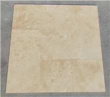 Classic Travertine Honed Unfilled Tiles