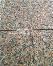 Chinese G562 Maple Red Granite Paver