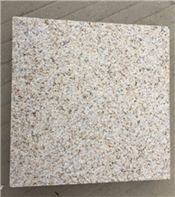 Flamed/Polished/Honed G682 Yellow Granite Tiles