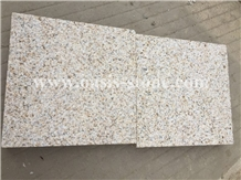 G682 Yellow Granite Tile for Wall/Floor/Kitchen